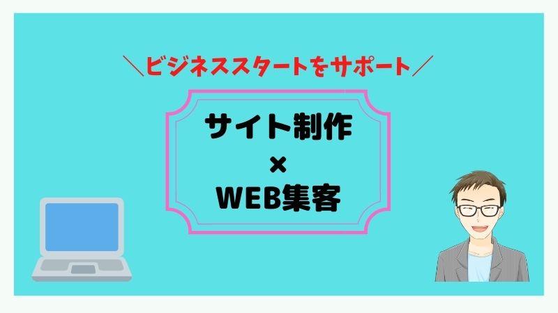 サイト制作×Web集客